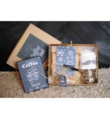 """Подарочный набор """"Кофейный Chalkboard"""" купить в интернет магазине подарков ПраздникШоп"""