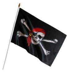 """Флаг """"Пират"""" купить в интернет магазине подарков ПраздникШоп"""