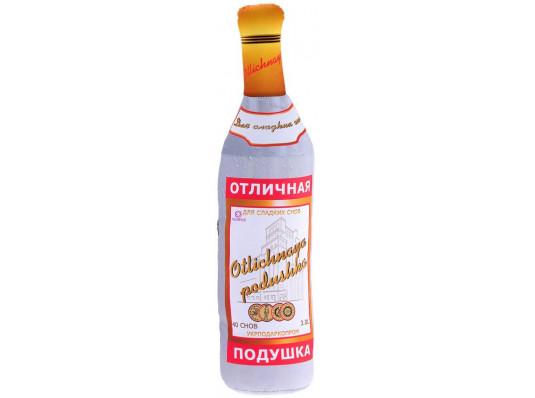 """Подушка """"Водка отличная"""" купить в интернет магазине подарков ПраздникШоп"""