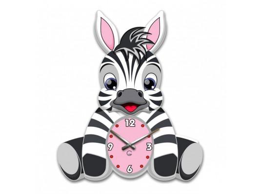 Часы настенные Zebra купить в интернет магазине подарков ПраздникШоп