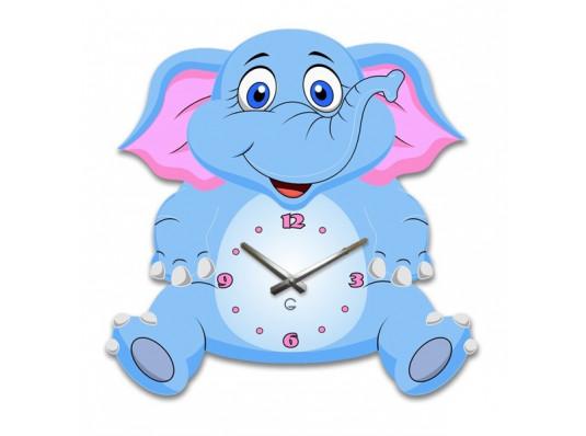 Часы настенные Elephant купить в интернет магазине подарков ПраздникШоп