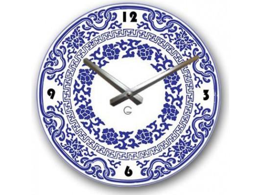 Часы современные Pattern купить в интернет магазине подарков ПраздникШоп