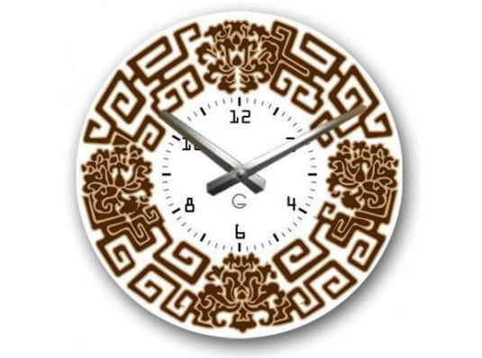 Часы современные Ornament купить в интернет магазине подарков ПраздникШоп
