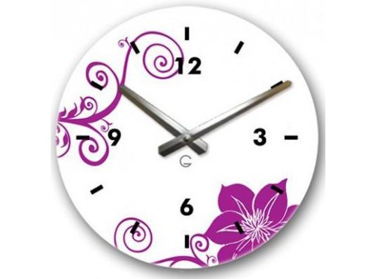 Часы декоративные Orchid купить в интернет магазине подарков ПраздникШоп