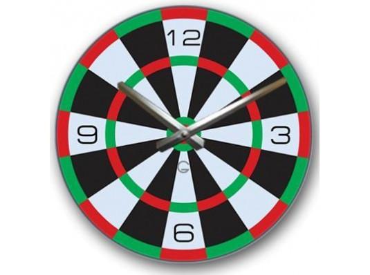 Часы декоративные Darts купить в интернет магазине подарков ПраздникШоп