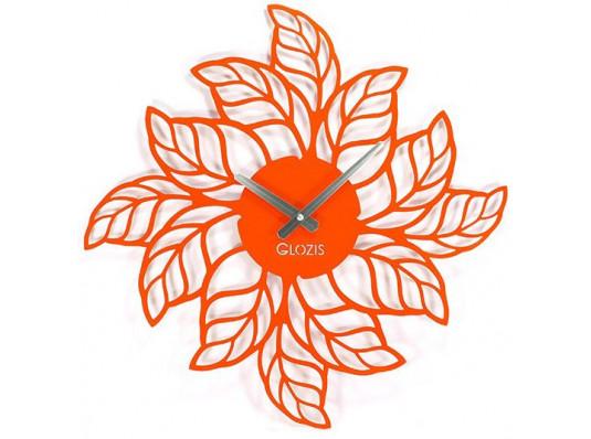 Часы металлические Leaves купить в интернет магазине подарков ПраздникШоп