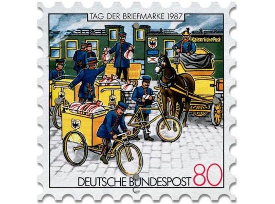 Постер Марка Glozis Deutsche купить в интернет магазине подарков ПраздникШоп