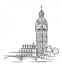 Виниловая наклейка England купить в интернет магазине подарков ПраздникШоп