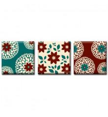 Картина триптих ILLusion купить в интернет магазине подарков ПраздникШоп