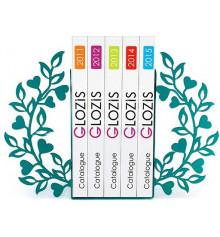 Упоры для книг Glozis Love Branch купить в интернет магазине подарков ПраздникШоп
