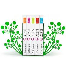 Упоры для книг Glozis Spring купить в интернет магазине подарков ПраздникШоп