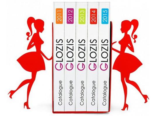 Упоры для книг Glozis Princess купить в интернет магазине подарков ПраздникШоп