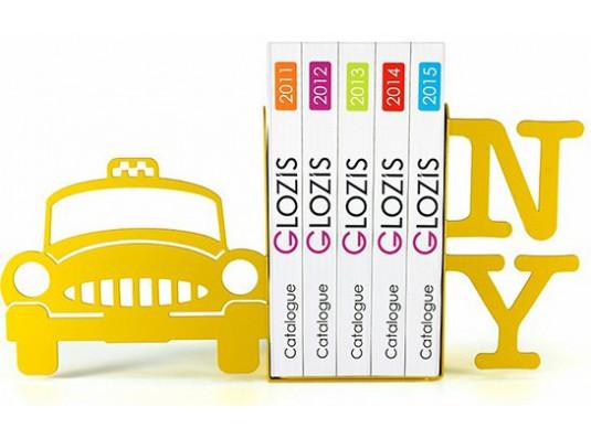 Упоры для книг Glozis New York купить в интернет магазине подарков ПраздникШоп