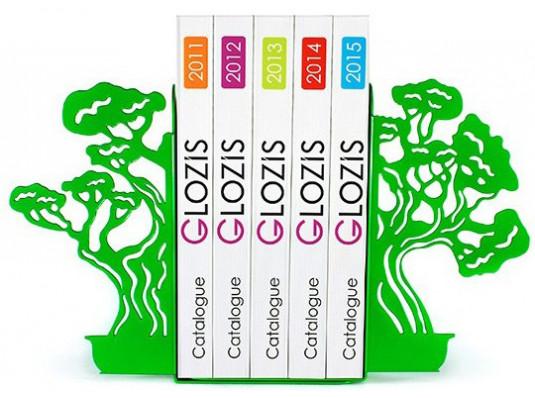 Упоры для книг Glozis Bonsai купить в интернет магазине подарков ПраздникШоп