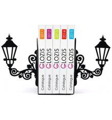 Упоры для книг Lamppost купить в интернет магазине подарков ПраздникШоп
