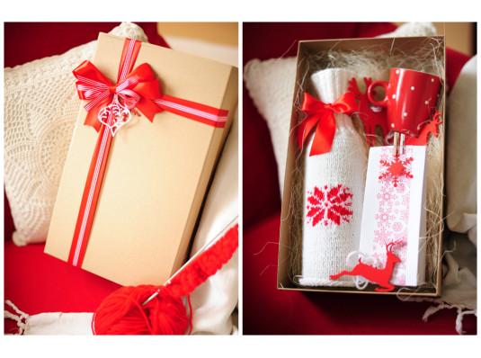 """Подарочный набор """"Привет из Скандинавии"""" купить в интернет магазине подарков ПраздникШоп"""