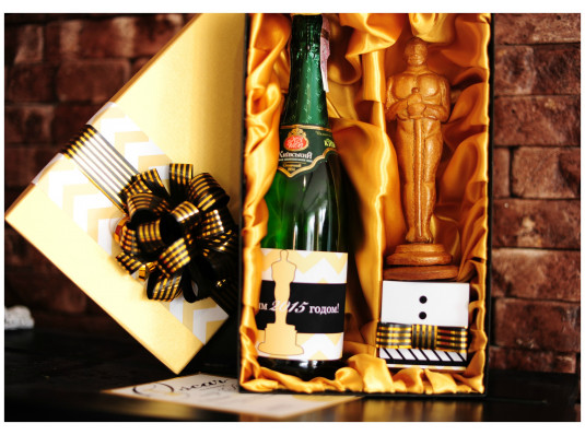 """Подарочный набор """"Оскар"""" купить в интернет магазине подарков ПраздникШоп"""