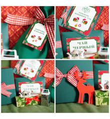 """Подарочный набор """"Имбирный Чай Новогодний"""" купить в интернет магазине подарков ПраздникШоп"""