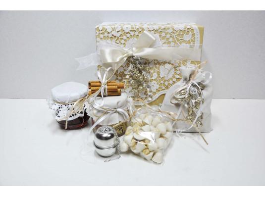 """Подарочный набор """"Новогодний уют"""" купить в интернет магазине подарков ПраздникШоп"""