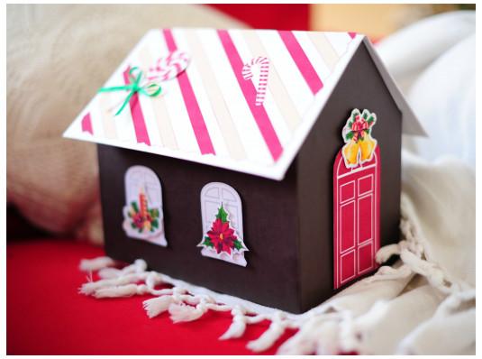 """Подарочный набор """"Пряничный домик"""" купить в интернет магазине подарков ПраздникШоп"""