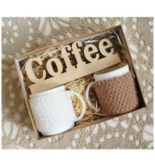 """Подарочный набор """"Sweet Coffee"""" купить в интернет магазине подарков ПраздникШоп"""