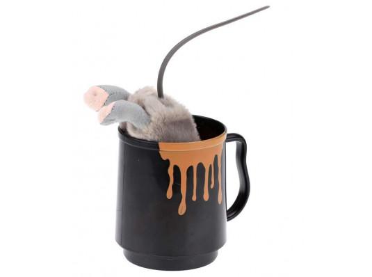 Крыса в кружке купить в интернет магазине подарков ПраздникШоп