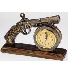 Пистолет - часы купить в интернет магазине подарков ПраздникШоп