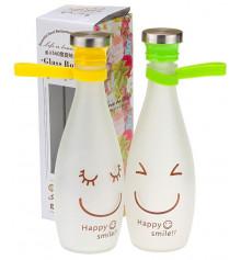 """Бутылка """"Happy smile"""" купить в интернет магазине подарков ПраздникШоп"""