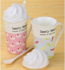 "Чашка ""sweety memory"" - 4 вида купить в интернет магазине подарков ПраздникШоп"