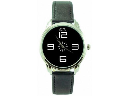 """Наручные часы """"Классика черная"""" купить в интернет магазине подарков ПраздникШоп"""