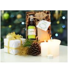 """Подарочный набор """"Кофе с сиропом"""" купить в интернет магазине подарков ПраздникШоп"""
