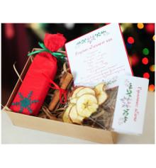 """Подарочный набор """"Apple Tea"""" купить в интернет магазине подарков ПраздникШоп"""