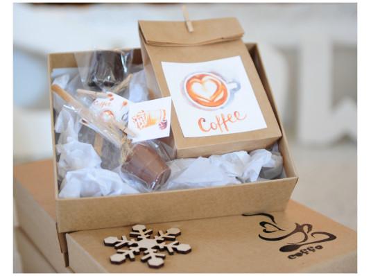 """Подарочный набор """"Choco Coffee"""" купить в интернет магазине подарков ПраздникШоп"""