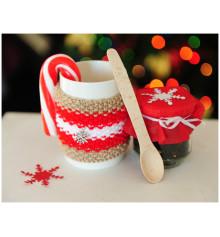 """Подарочный набор """"Happy!Love!Joy"""" купить в интернет магазине подарков ПраздникШоп"""