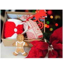 """Подарочный набор """"Новогодние традиции"""" купить в интернет магазине подарков ПраздникШоп"""