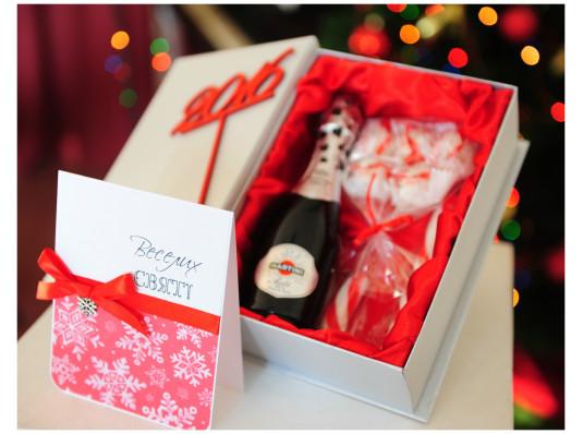 """Подарочный набор """"Martini Party"""" купить в интернет магазине подарков ПраздникШоп"""