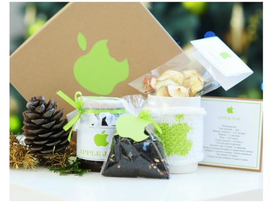 """Подарочный набор """"Apple"""" купить в интернет магазине подарков ПраздникШоп"""