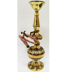 Кальян бронзовый (1 Персона, 40 см) купить в интернет магазине подарков ПраздникШоп