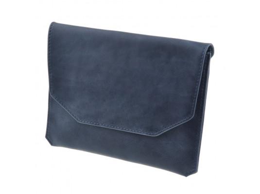 """Ручной конверт для планшета 7-8"""" Синий сапфир купить в интернет магазине подарков ПраздникШоп"""