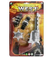Набор Шерифа - 4 предмета купить в интернет магазине подарков ПраздникШоп