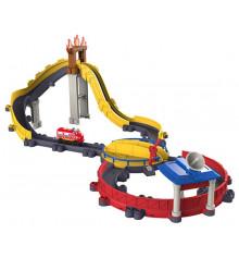 Игровой набор Огненный путь с паровозиком Вилсон на батарейках купить в интернет магазине подарков ПраздникШоп