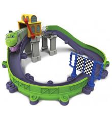 Игровой набор Гоночный трек с паровозиком Коко купить в интернет магазине подарков ПраздникШоп