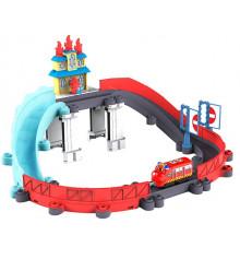 Игровой набор Спасение от пожара с паровозиком Вилсон купить в интернет магазине подарков ПраздникШоп
