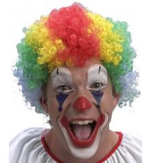 Парик Клоуна купить в интернет магазине подарков ПраздникШоп