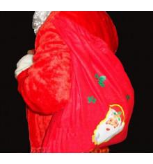 Мешок Деда Мороза маленький купить в интернет магазине подарков ПраздникШоп