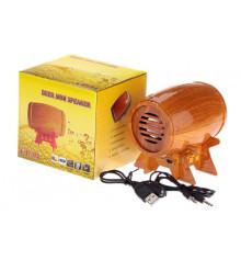 Пивная бочка - спикер MP3 купить в интернет магазине подарков ПраздникШоп