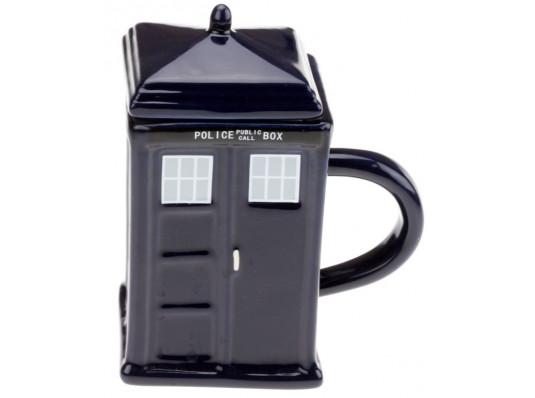 """Кружка """"Police box from London"""" купить в интернет магазине подарков ПраздникШоп"""