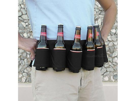 Пояс любителя пива с карманчиком купить в интернет магазине подарков ПраздникШоп