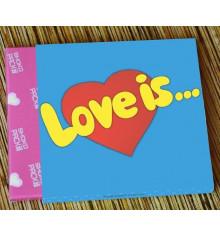 """Шоколадный мини-набор """"Love is"""" купить в интернет магазине подарков ПраздникШоп"""