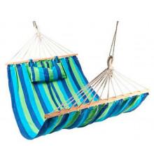 Гамак с подушкой тканевый 200x100 купить в интернет магазине подарков ПраздникШоп